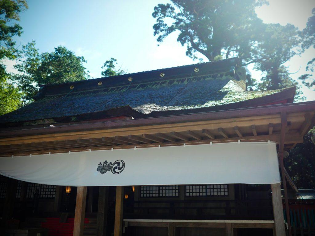 鹿島神宮 社殿 本殿